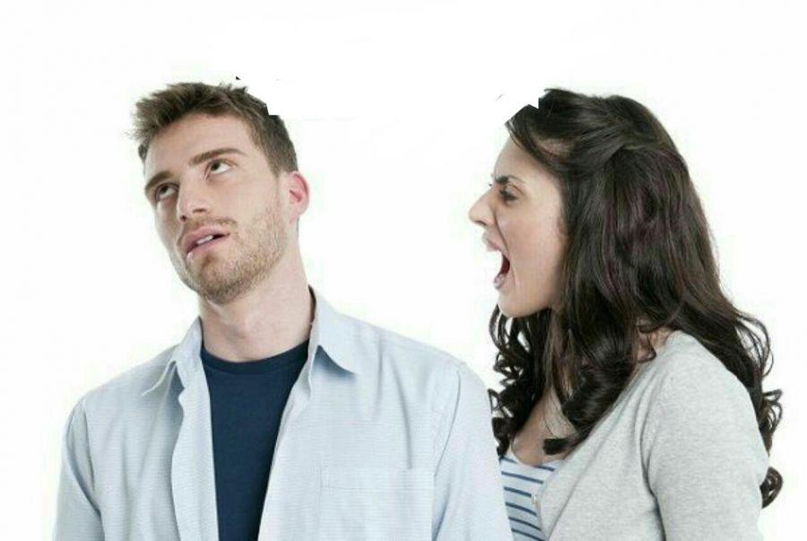«غر زدن» مدام زنان باعث مرگ زودرس شوهرانشان میشود !