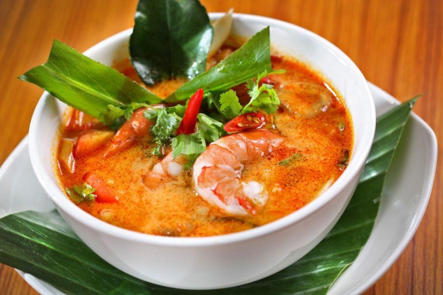 طرز تهیه سوپ تایلندی تام یام