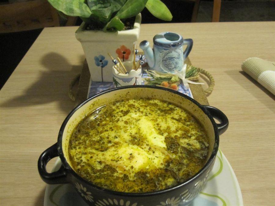 طرز تهیه آش گوجه سبز (آش آلوچه)