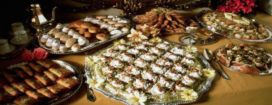طرز تهیه زولبیا بامیه شیرینی مخصوص ماه رمضان