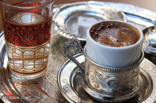 ۳ روش برای تهیه قهوه ترک اصیل و خوشمزه + عکس