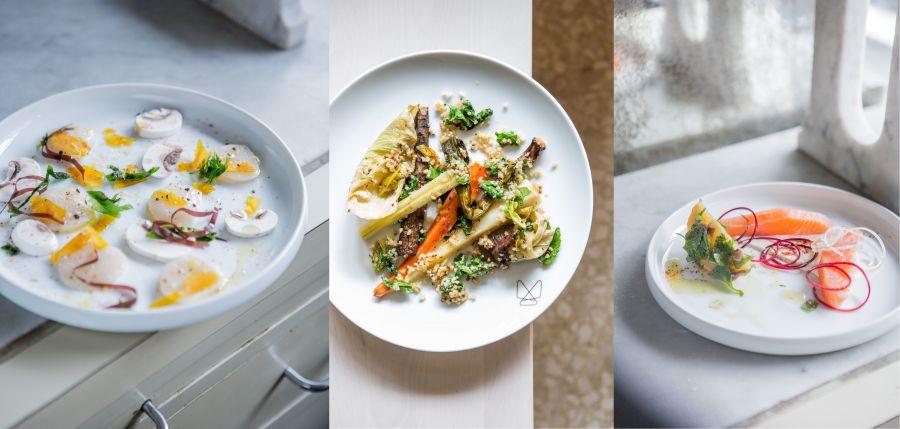 غذای مجردی ساده و راحت