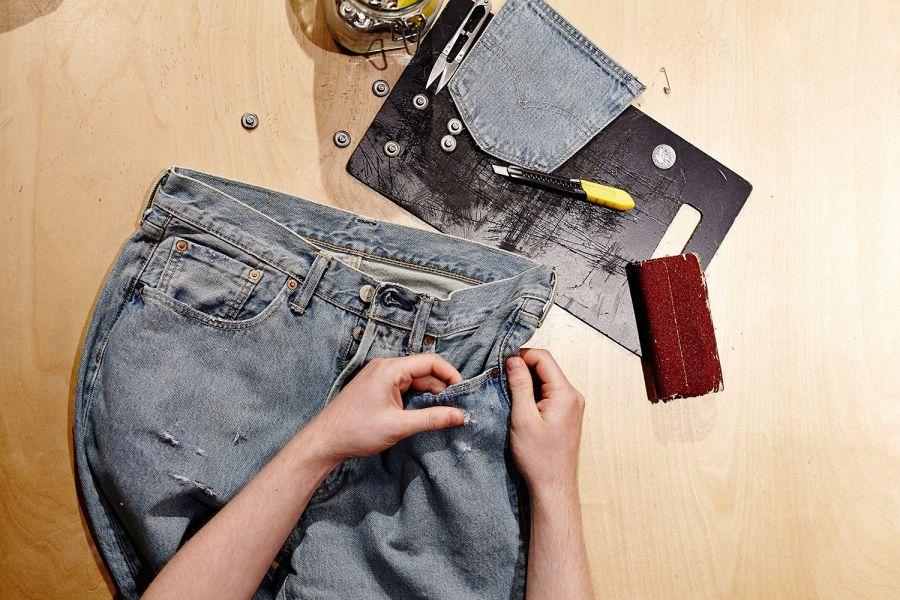 آموزش رفو کردن لباس گام به گام