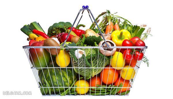 اصول بهداشتی مربوط به شستشوی میوه و سبزیجات