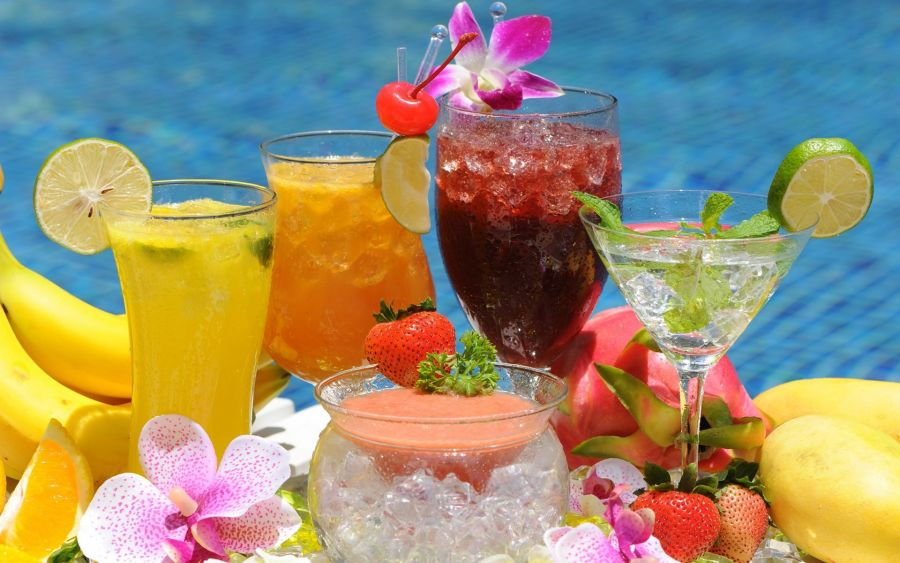 طرز تهیه انواع نوشیدنی خنک تابستانی
