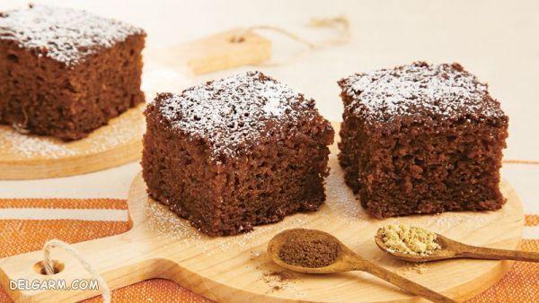 کیک زنجبیلی   روش طبخ کیک زنجبیلی با ۵ روش + عکس