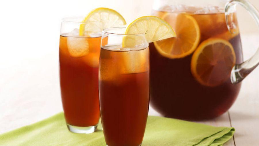 فراپه پرتقال | مواد لازم برای طرز تهیه فراپه پرتقال یک نوشیدنی پاییزی