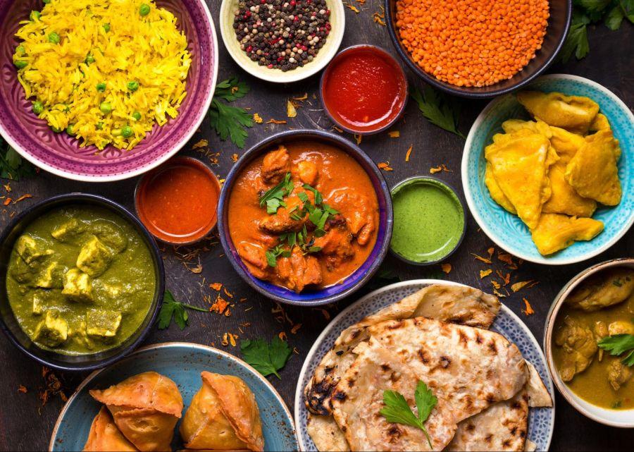 انواع غذاهای هندی با گوشت