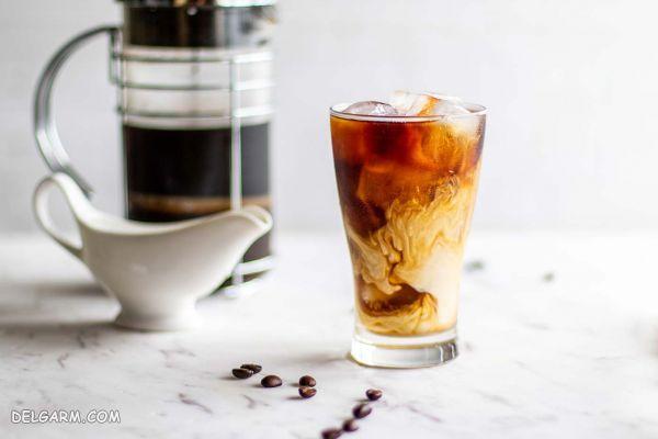 قهوه خوشمزه طرز تهیه قهوه روش تهیه قهوه فنجون قهوه قهوه عصرانه درست کردن قهوه در خانه