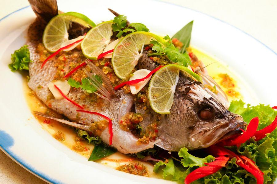 طرز تهیه انواع غذا با ماهی