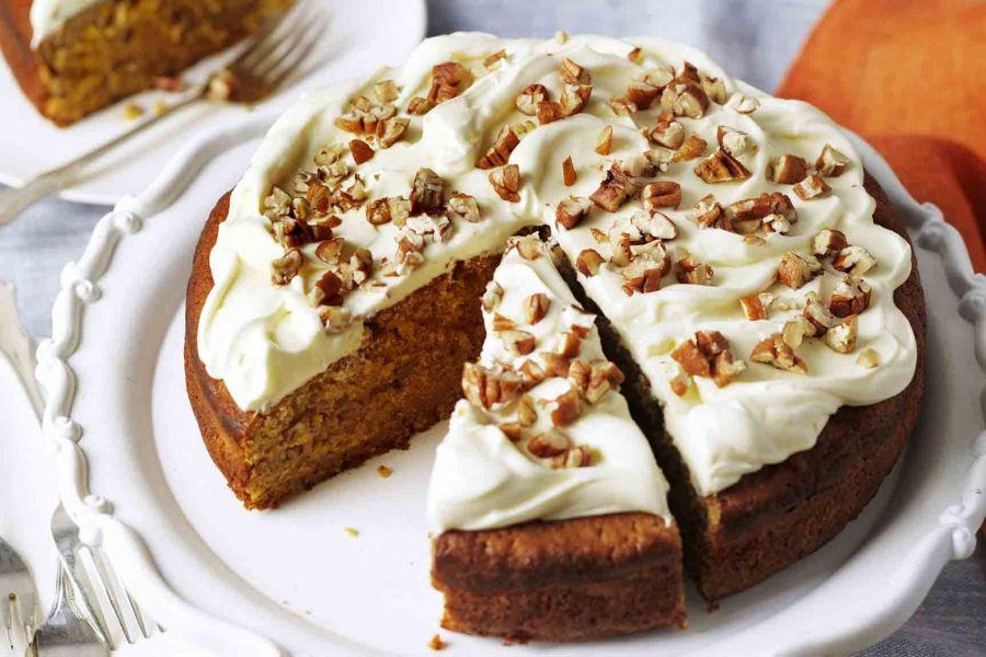 آموزش طرز تهیه کیک گردویی و اصول کیک گردویی خوشمزه