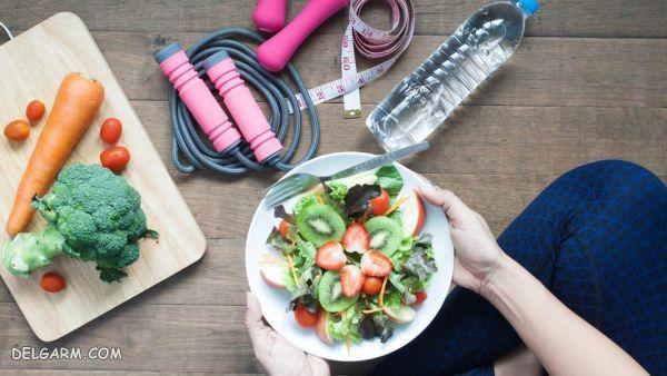 ۱۰ غذایی که باید در هنگام رژیم دورشان را خط بکشید!
