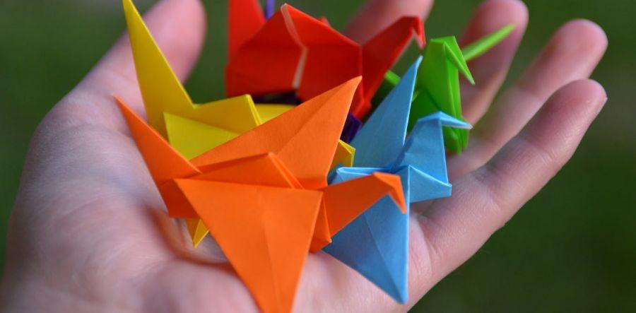 فايده و كاربردهای عجیب اوريگامی در زندگی
