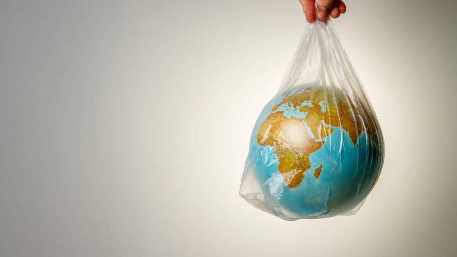 خطرات زیست محیطی کیسههای پلاستیکی