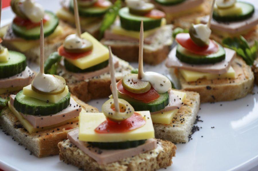 فینگرفود، غذای شیک و ارزان برای مهمانی