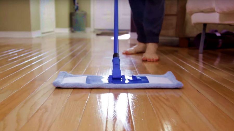 تکنیک اصلی و اصول تی کشیدن کف زمین