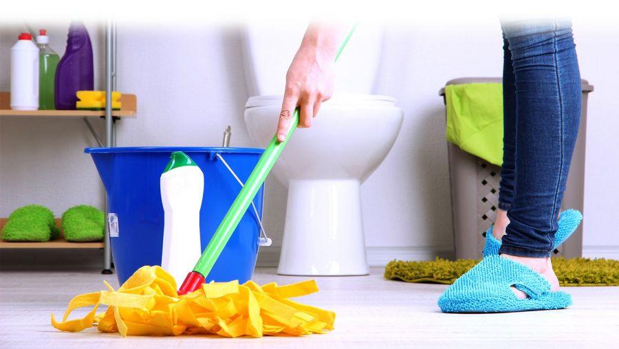 تکنیک های جدید جهت تمیز کردن سرویس بهداشتی