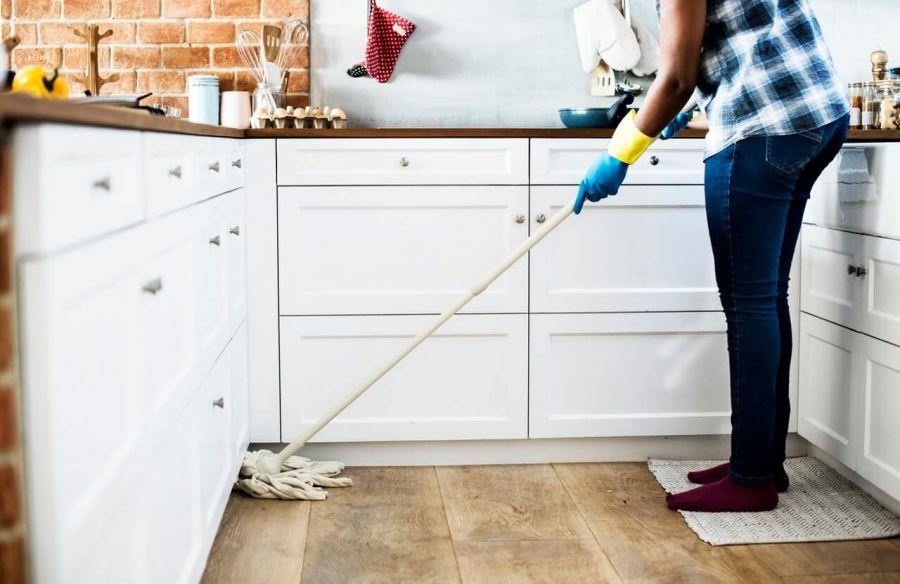 ترفندهای تمیز نگهداشتن آشپزخانه