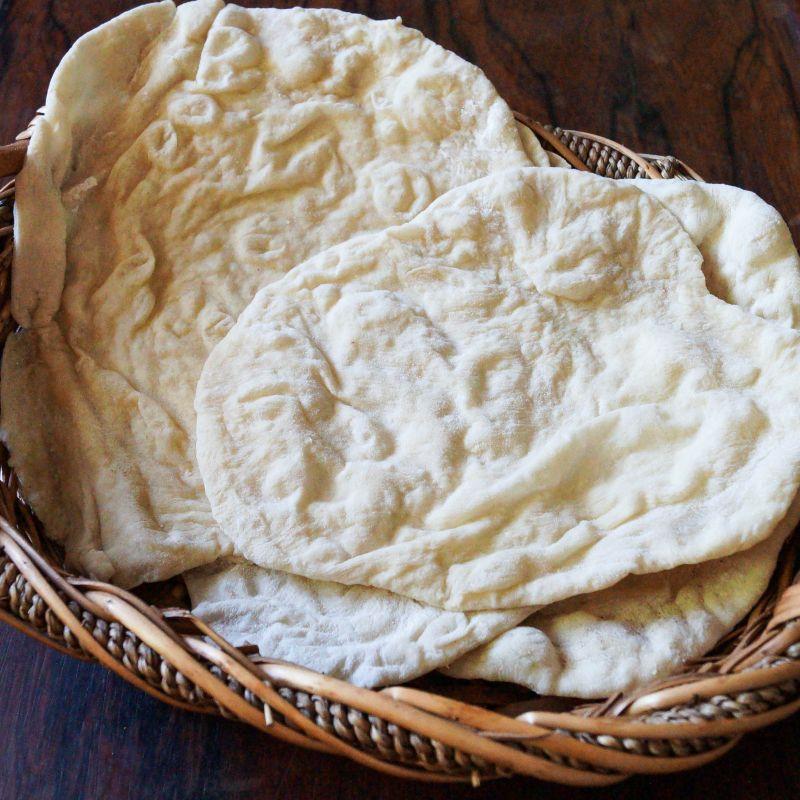 انواع نان هایی که در جزیره ی قشم درست می کنند