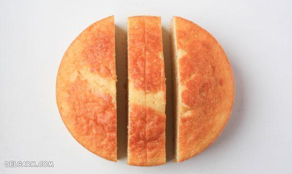 طرز تهیه ۵ مدل کیک ساده اسفنجی