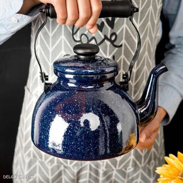 ۱۰ روش جهت رسوب زدایی چای ساز و کتری