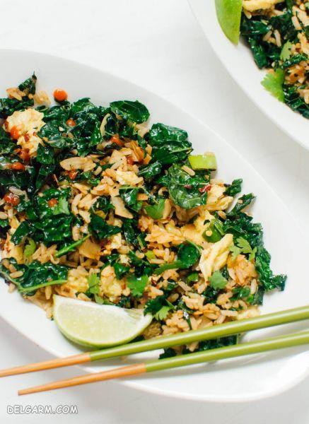 طرز تهیه ۷ غذای گیاهی و بدون گوشت