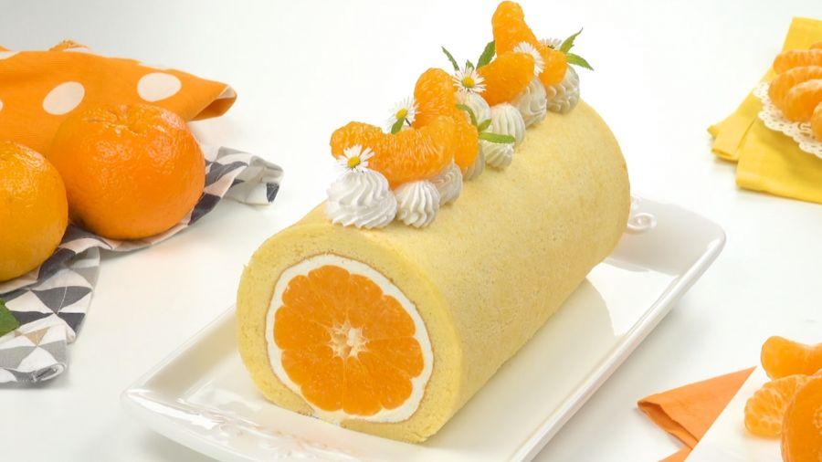 طرز تهیه کیک نارنگی مرحله به مرحله