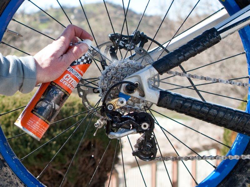 کامل ترین و بهترین روش ها برای تمیز کردن دوچرخه