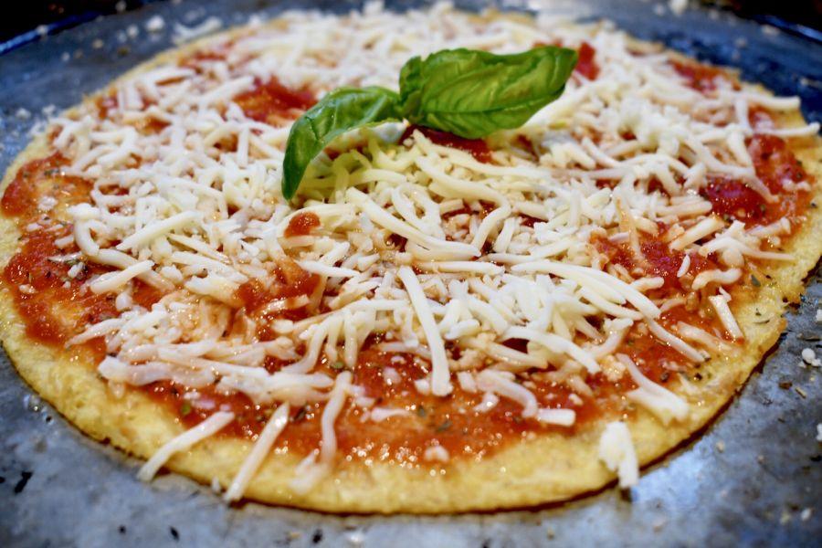 آموزش طرز تهیه انواع غذا با پنیر پیتزا