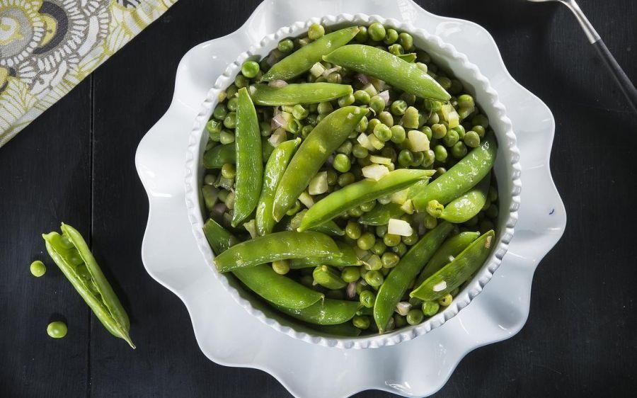چندین دستور غذایی با نخود سبز که باید امتحان کنید