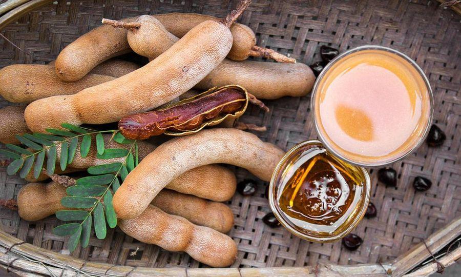 انواع غذا با تمبر هندی و خواص تمر هندی