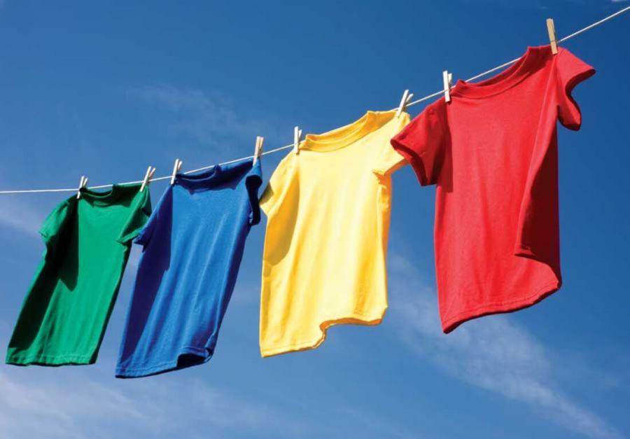 خشک کردن لباس با لباسشویی سالم تره یا هوای آزاد ؟