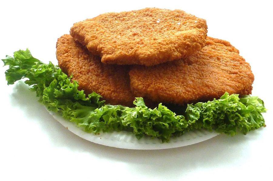 کوکوی مرغ با پنیر موزارلا (با گزینه بدون گلوتن)