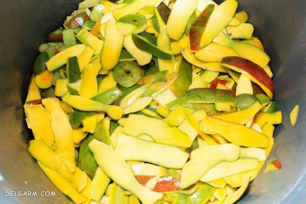 کاربردهای شگفت انگیز پوست و ضایعات میوه ها و سبزیجات