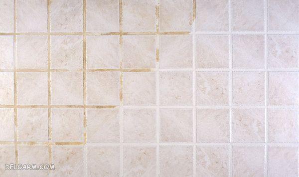نحوه ی جلوگیری و از بین بردن لکه های صابون روی کاشی و سرامیک حمام