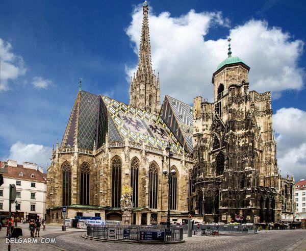 کلیسای سنت اشتقان(St Stephen's Cathedral)