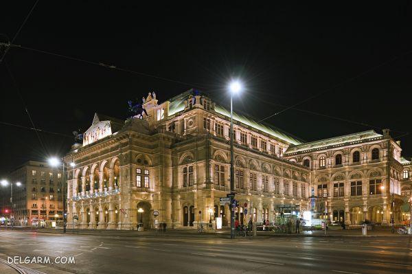 (Vienna State Opera)  اپرای دولتی وین