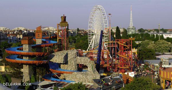(Prater Amusement Park)  شهربازی پراتر