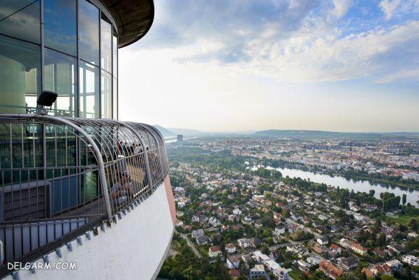 (Donauturm)  دوناتورم