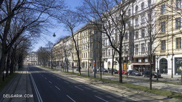 (Vienna Ring Road)  رینگ رد وین