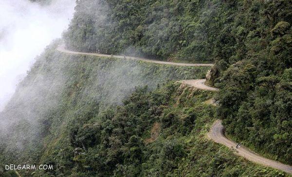 جاده کول دی تورینی فرانسه