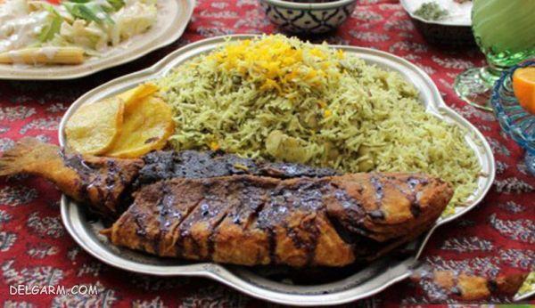 شام شب عید از جمله آداب و رسوم نوروز در اصفهان