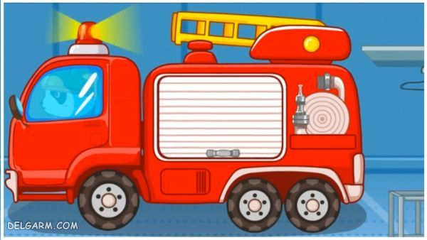 ماشین آتش نشانی