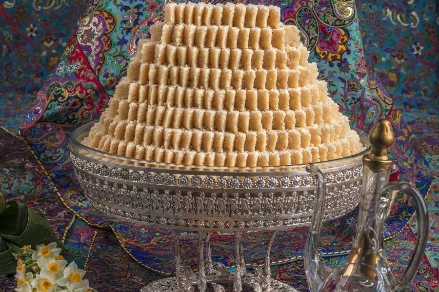 لیست و آدرس ۱۵ تا از بهترین شیرینی فروشی های سنتی یزد