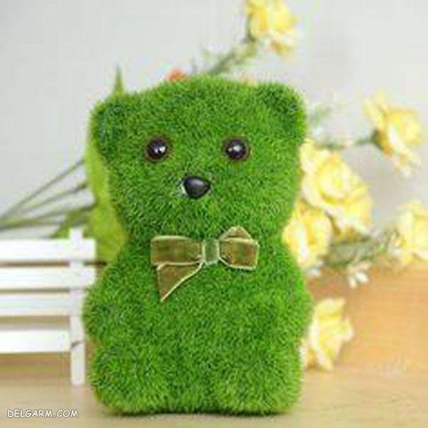 سبزه98 مدل خرس