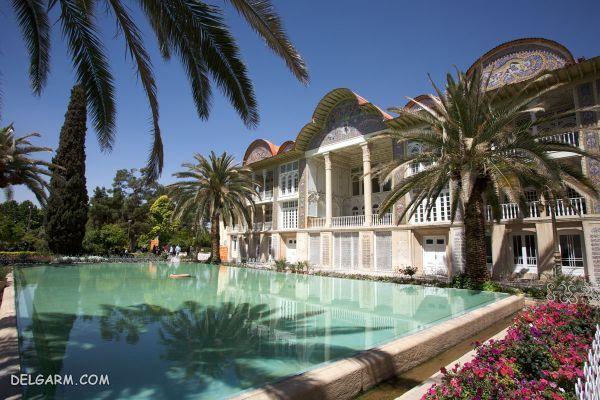 هتل ارم شهر شیراز