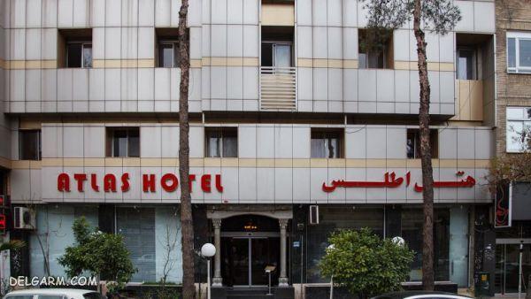 هتل اطلس شهر شیراز