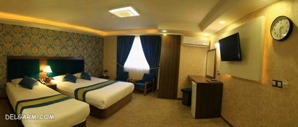 هتل تالار شهر شیراز