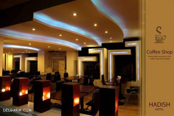 هتل آپارتمان هدیش شهر شیراز
