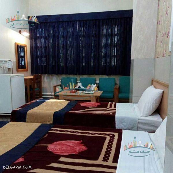 هتل ستاره آناهیتا شهر شیراز